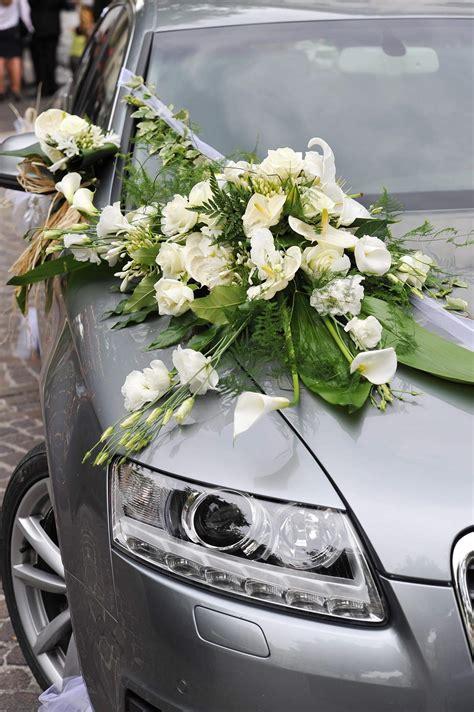 Brautauto Deko by Autoschmuck Hochzeit Creme Gro 223 E Bildergalerie