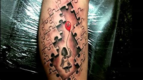 12 perfect puzzle tattoos youtube