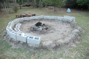 buy pit on concrete garden landscape