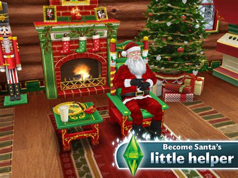 celebrate the holidays with the sims freeplay s festive