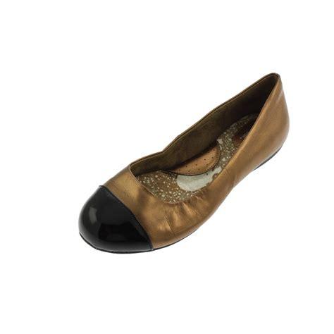 soft leather flat shoes soft walk 2052 womens leather ballet flats shoes bhfo ebay