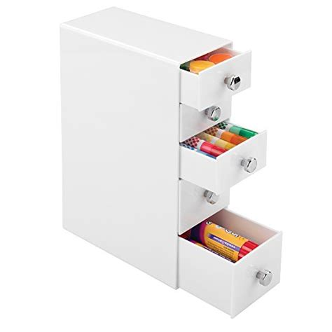 art craft storage drawers mdesign art supplies crafts crayons and sewing organizer