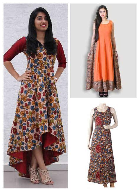 new pattern kurtas 17 fabulously kalamkari kurti designs for women simple