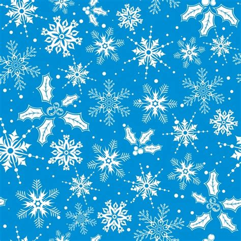 pattern snowflake ai snowflake pattern background vector free vector in