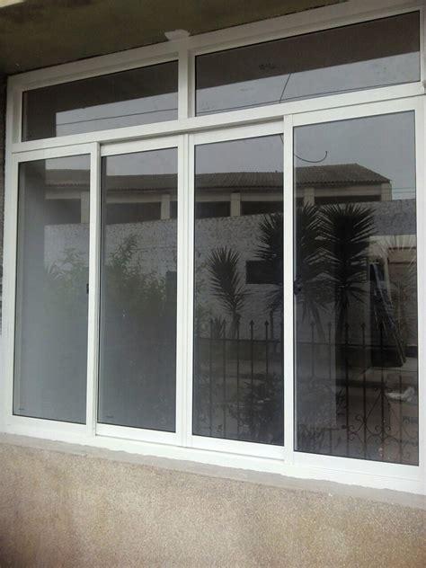 el supermercado con ventanas cristal templado ventanas de vidrio maras de aluminio s 1 00 en mercado libre