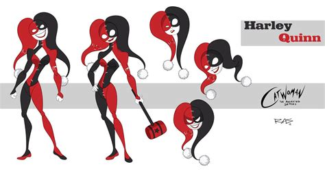 Tas Seri One Direction the animated series harley quinn by