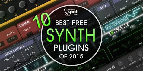 best free vst synth best free vst synthesizers plugins released in 2015