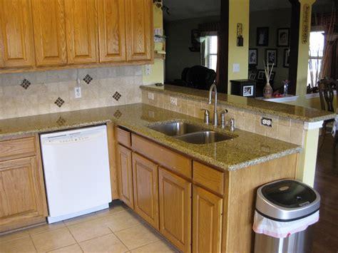 Kitchen Backsplash Ideas With Oak Cabinets Fox Granite Austin Tx 78704 Angies List