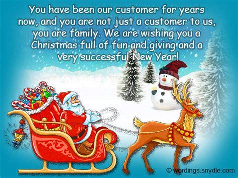 christmas messages  client wordings  messages