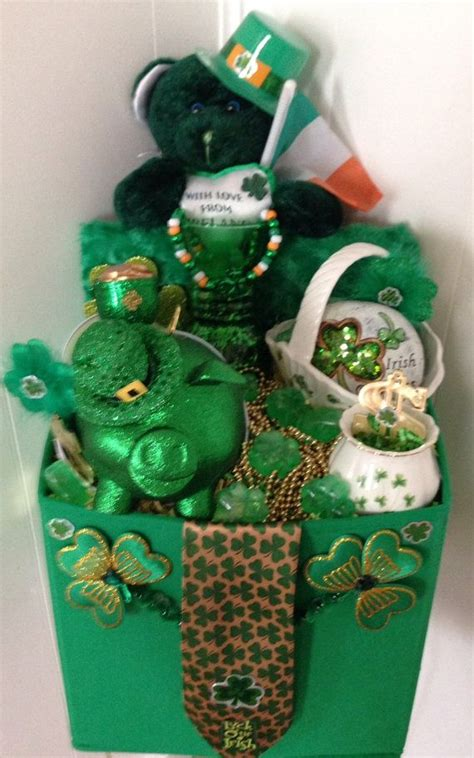 Handmade Gifts Ireland - handmade green lucky st s day gift by