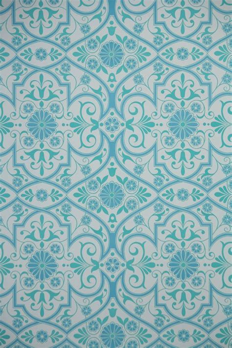 vintage wallpaper blue and white aqua blue geometric wallpaper wallpapersafari