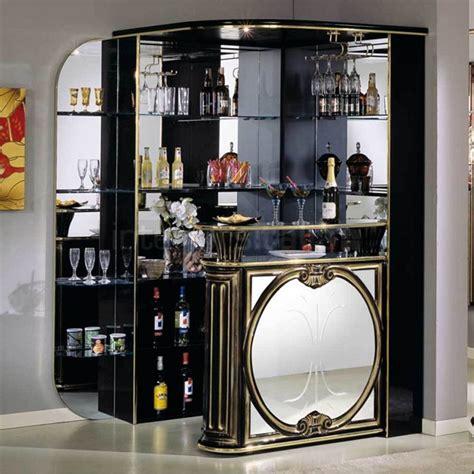 black corner bar cabinet bar units on sale now
