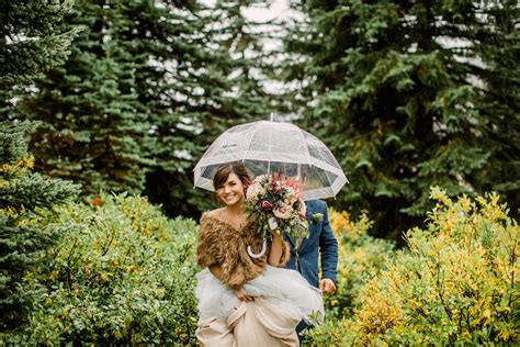 bow lake wedding in banff recent banff wedding photographer darren