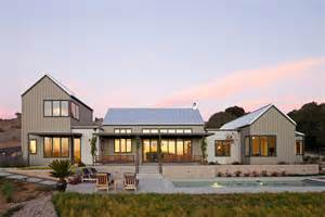 Contemporary Farm House by Modern Farmhouse Arroyo Grande Semmes Amp Co Builders Inc