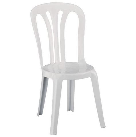 White Plastic Bistro Chairs Secondhand Chairs And Tables Plastic Bistro Intended For Popular Home White Stackable Remodel