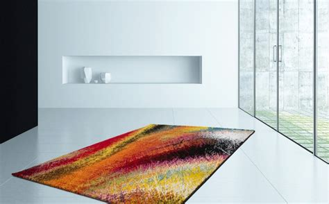 Tapis De Salon Pas Cher by Tapis Design Pour Salon Moderne Multicolore South Pas Cher