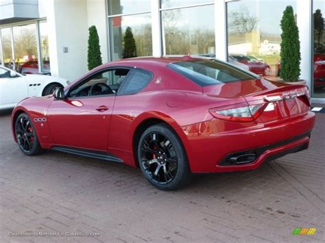 red maserati spyder 2013 car cabin car pictures