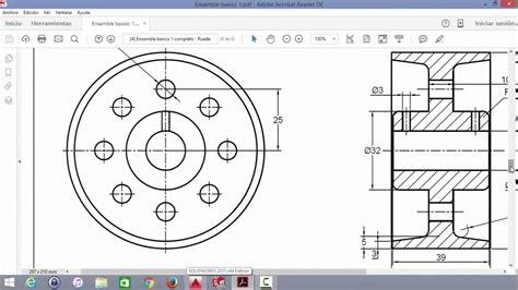 que es absolute layout planos pieza mecanica rueda youtube
