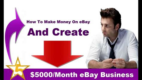 How To Make Money Online Using Ebay - using the internet to make money how to make money ebay