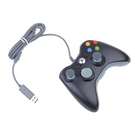 Gamepad Microsoft free shipping usb wired joypad gamepad controller for microsoft for xbox slim 360 for pc for