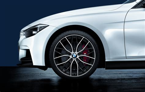 Rep Tamiya Black Yellow Wheel Set Size M 1 bmw announces m performance parts for f30 f10 f20 initially for 2012 geneva debut