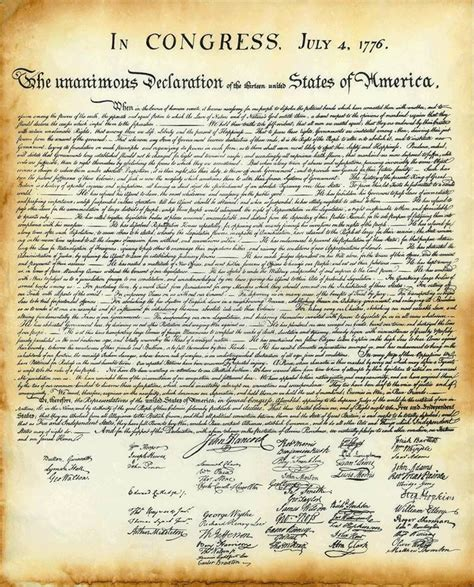 thomas jefferson declaration of independence theodosia and the pirates the declaration of independence