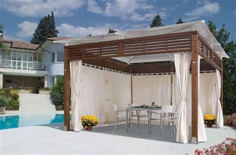 gazebi in legno per terrazzi gazebo per terrazzo gazebo
