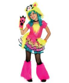party city halloween costumes girls party cat kids halloween costume girls costume