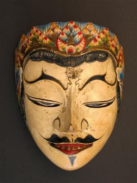 Masker Indo masks indonesia spots asian oceanic masks javanese masks and puppets