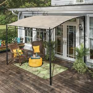 sunshade awning gazebo from montgomery ward si719440