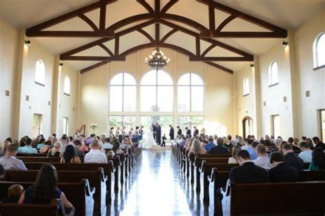 The Chapel at Ana Villa   The Colony, TX Wedding Venue