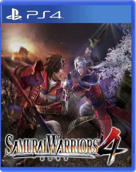 Samurai Warriors 4 Ii Bd Ps4 Samurai Warriors 4 Ps4 Zavvi