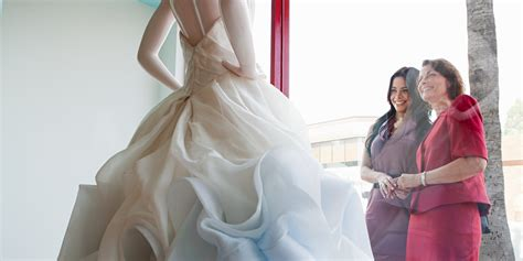dress shopping 5 ways to include your in in your wedding planning huffpost