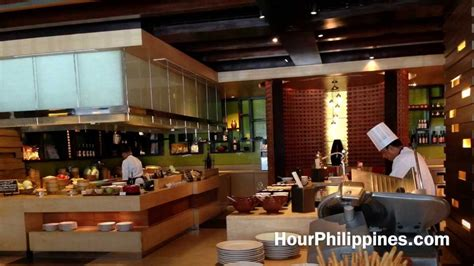 cafe 1228 lunch buffet new world hotel makati by