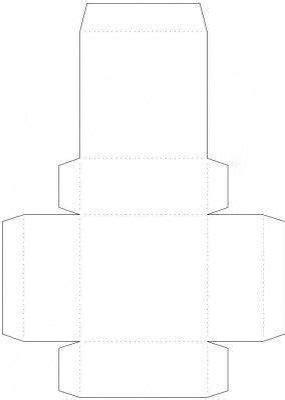 Caixa retangular quadrada | Quadros de caixa, Caixa de