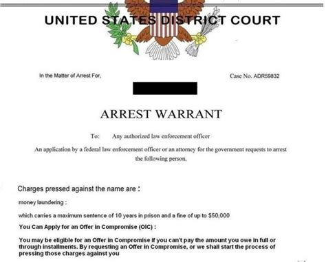 do bench warrants show up on background checks will arrest warrants show up on a background check