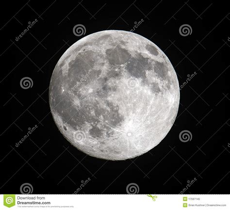 moon stock image image of moon lunar crater space