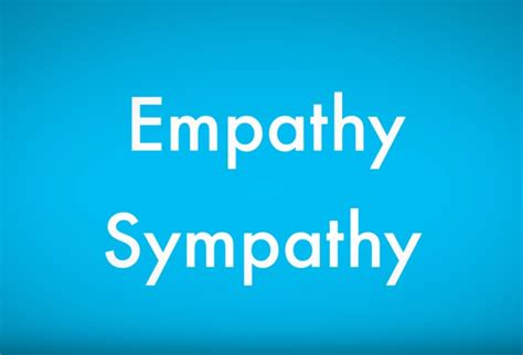 synonyms for comforting empathy or sympathy oxfordwords blog