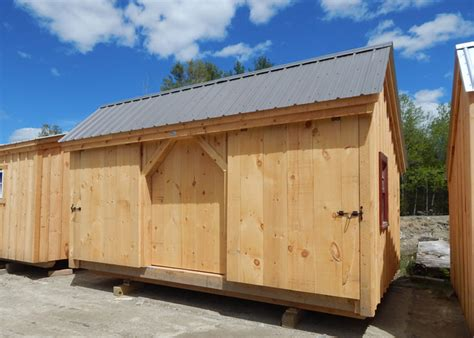 3 Bay Shed by 3 Bay Shed Wooden Shed Kits For Sale Jamaica Cottage Shop