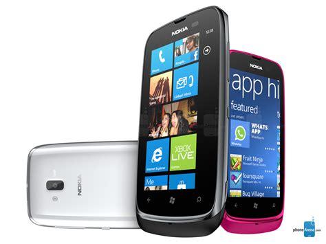 Nokia Lumia nokia lumia 610 specs