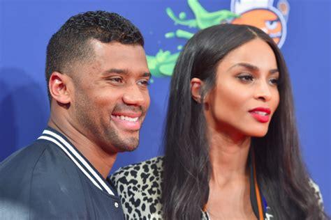 ciara is dating seattle seahawks quarterback russell ciara russell wilson update seahawks quarterback responds