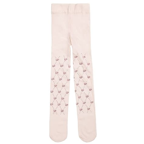 la perla luxury pink diamant 233 tights childrensalon