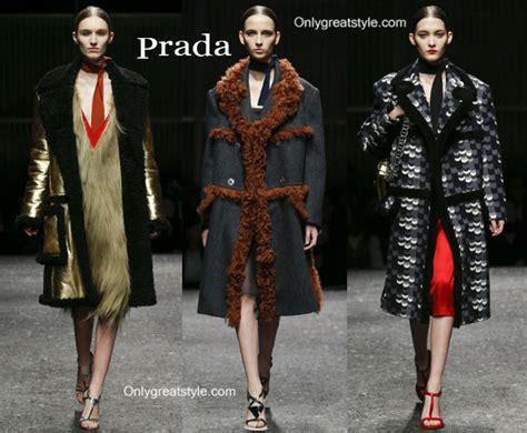 prada fall winter 2014 2015 womenswear fashion