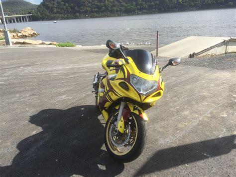 Central Coast Suzuki 2000 Suzuki Gsx R600 K1 Bike Sales Nsw Central Coast