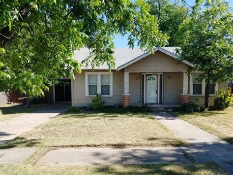 san angelo houses for rent 817 veck st san angelo tx 76903 realtor com 174