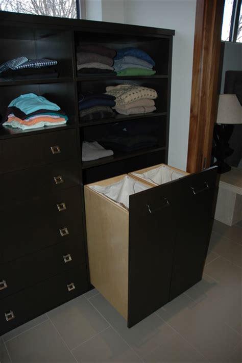 Closet Organizers Ottawa by Laundry Pull Outs Modern Closet Ottawa By Cg Design