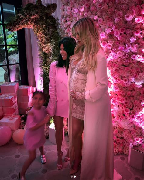 S Baby Shower by Khloe S Baby Shower See Pics