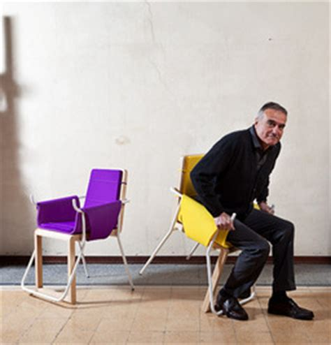 Recliner That Helps You Stand Up by Assunta Chair Raises Us Design 4 Sustainability