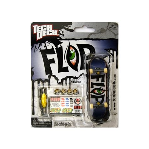 Tech Deck Fingerboard By B Toys tech deck fingerboard flip eyeball 163 4 99 fingerboards