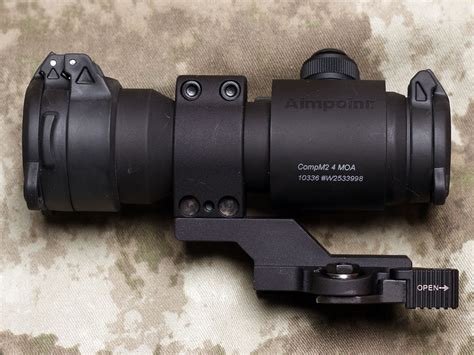 Comp Search Aimpoint Comp M2 In A Larue Lt 129 Mount 762ar